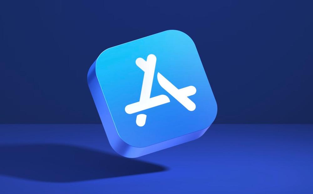 App Store Logo iOS 15 : un pop up invite les utilisateurs à activer ou non les publicités personnalisées Apple