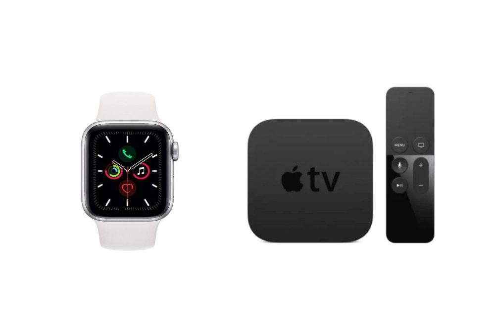 Apple Watch Series 5 et Apple TV 4K tvOS 15.1 et watchOS 8.1 : Apple publie la bêta 2 développeurs