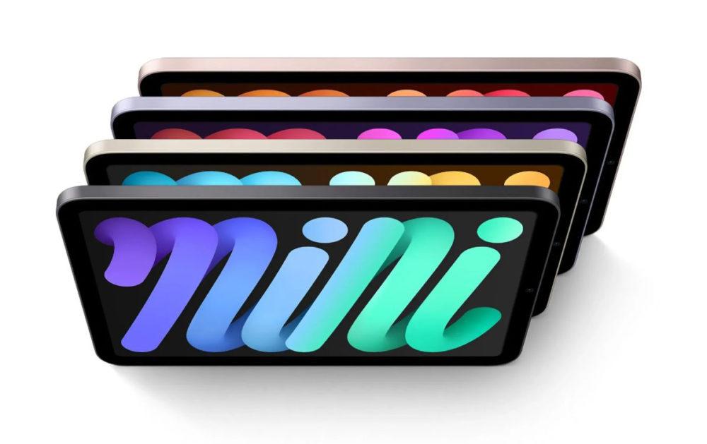 Apple iPad mini 6 1 Apple dit que le défilement « élastique » de lécran de liPad mini 6 est un comportement normal