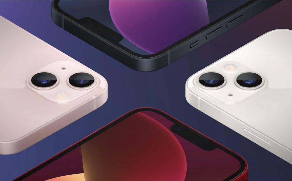 Apple iPhone 13 Apple lance les précommandes des iPhone 13, iPhone 13 mini, iPhone 13 Pro et iPhone 13 Pro Max