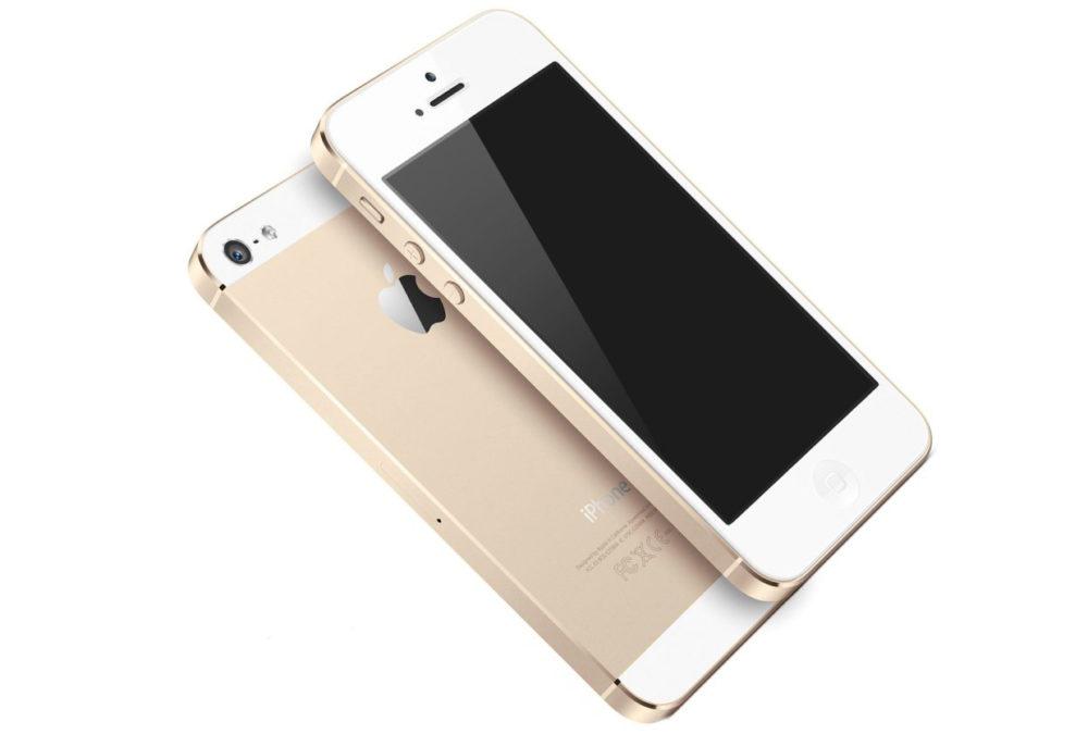Apple iPhone 5S iOS 12.5.5 disponible pour les anciens iPhone et iPad avec des mises à jour de sécurité