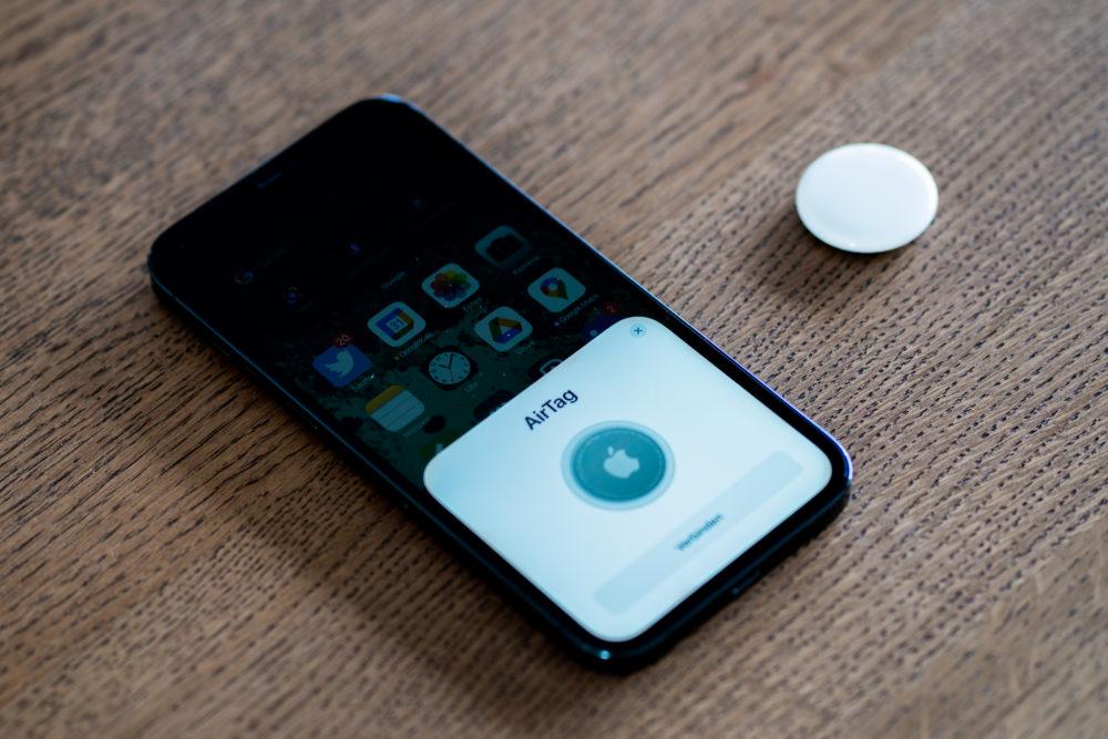 Apple iPhone AirTag Certains iPhone sous iOS 15 ne peuvent plus reconnaître les AirTags