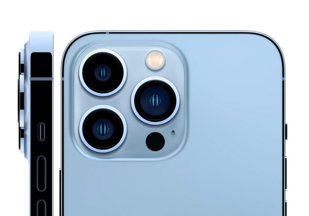 iPhone 13 Pro Max iPhone 13 Pro Appareil Photo Apple ne permet pas de désactiver le Smart HDR sur les iPhone 13