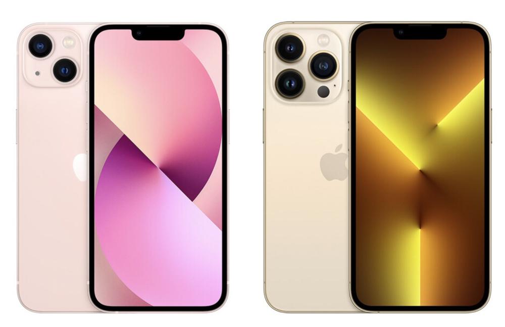 iPhone 13 iPhone 13 Pro Nous connaissons les prix en euros de liPhone 13, 13 mini, 13 Pro et de liPhone 13 Pro Max
