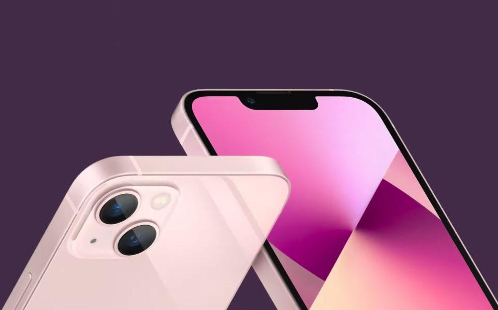 iPhone 13 iPhone 13 mini Cameras Encoche Voici liPhone 13 et iPhone 13 mini : puce A15, encoche plus petite, Cinematic Mode pour la vidéo...