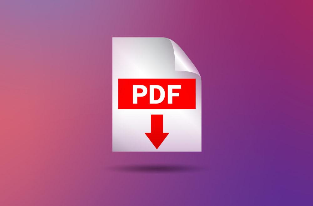pdf Pourquoi il est préférable dutiliser des fichiers PDF plutôt que dautres formats de fichiers ?