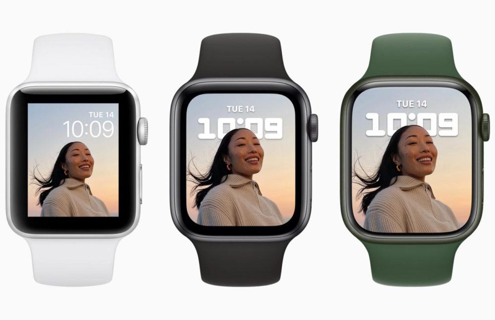 Apple Watch Series 3 7 SE watchOS 8.0.1 est disponible : Apple corrige deux bugs sur lApple Watch Series 3