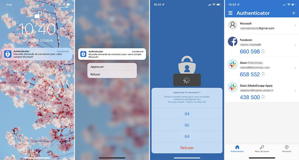 iphone microsoft authentificator valider connexion Comment utiliser Microsoft Authentificator et se connecter avec sur iPhone, iPad et Apple Watch