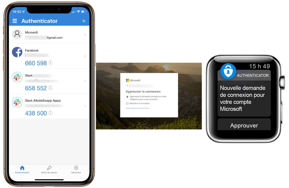 microsoft authentificator iphone apple watch Comment utiliser Microsoft Authentificator et se connecter avec sur iPhone, iPad et Apple Watch